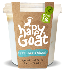 Happygoat - Biologische geitenkaas